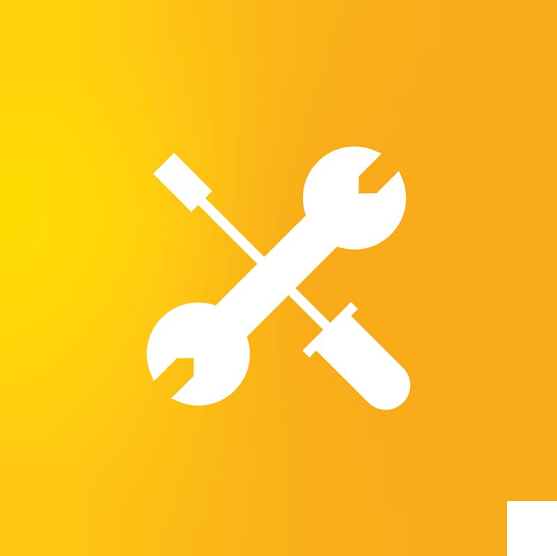Reparaturen und Serviceleistungen
